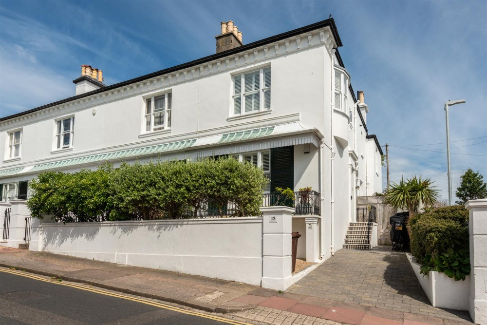 View Full Details for Powis Villas, Brighton